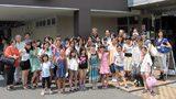 気仙沼の子どもたちが来てくれました!